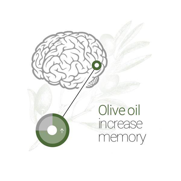 Tο εξαιρετικό παρθένο ελαιόλαδο περιέχει ένα συστατικό που ενισχύει την μνήμη.