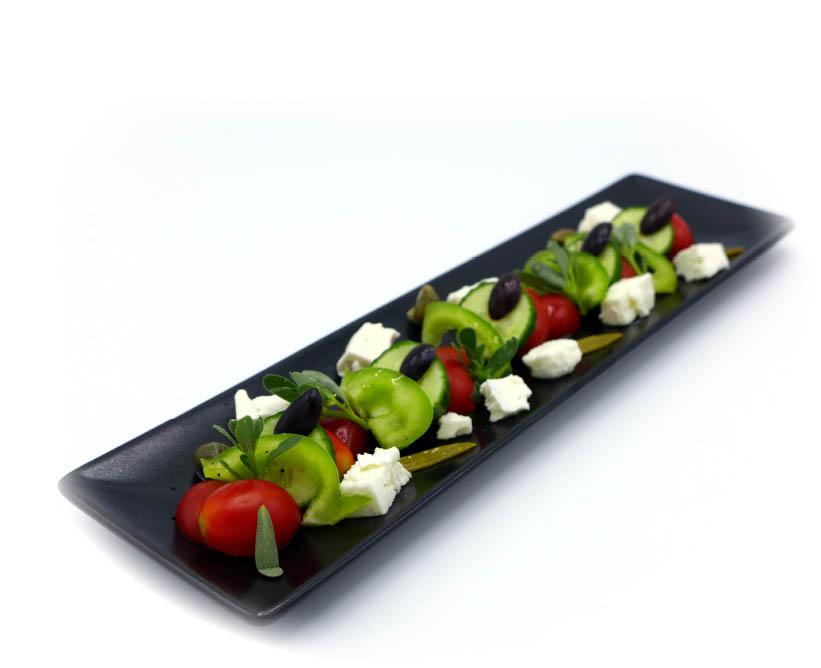 Χωριάτικη σαλάτα, Γιάννης Αποστολάκης, σεφ
