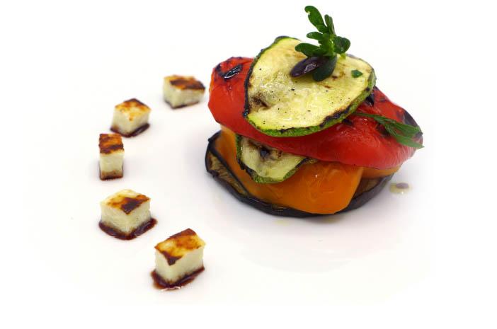 Λαχανικά ψητά, Γιάννης Αποστολάκης, σεφ
