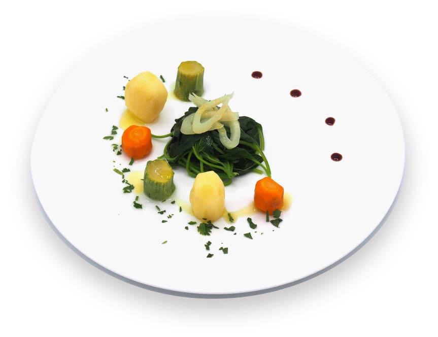 Σαλάτα λαχανικών, σεφ, Γιάννης Αποστολάκης